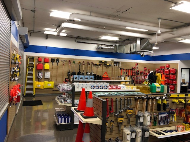 Tools on display in new Winkler location showroom