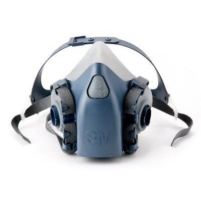 Picture of 3M 7500 Series Half Facepiece Reusable Respirator