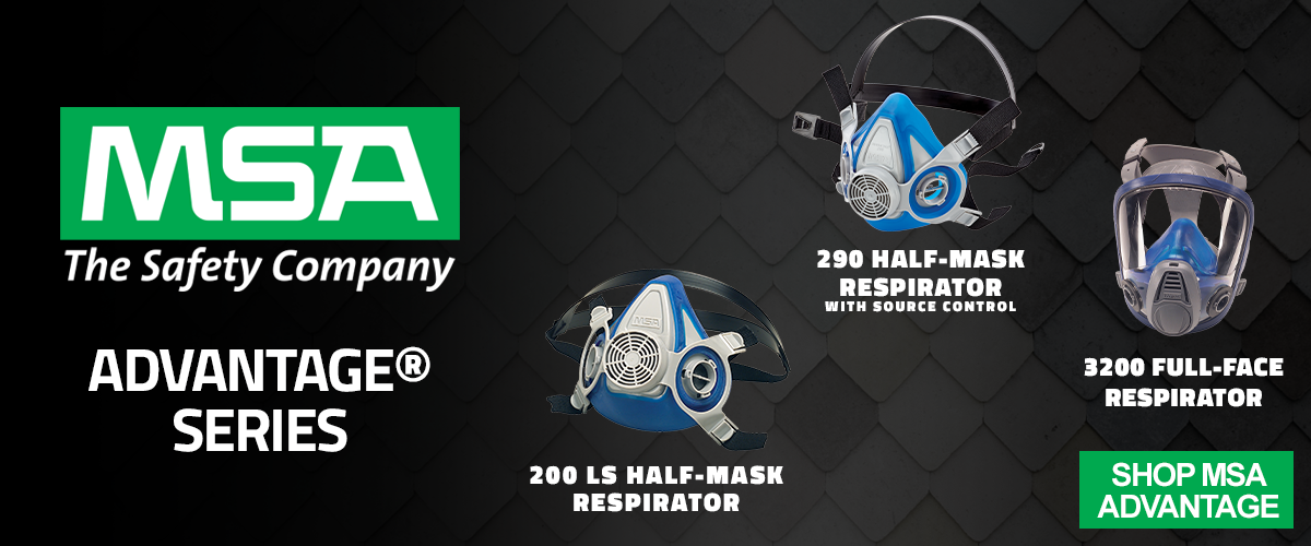 MSA Advantage Series Respiratory