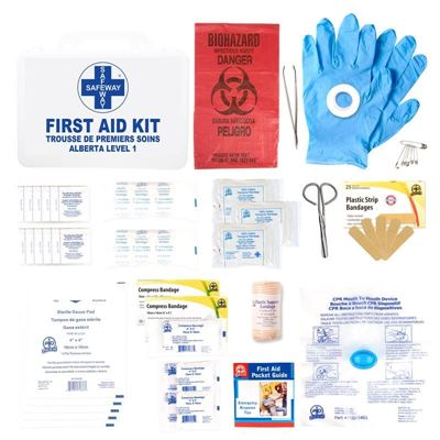 Picture of Alberta Level 1 First Aid Kits