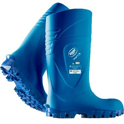 Picture of Bekina® X290 Steplite®X Blue Polyurethane Safety Boots - Size 8