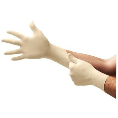 Picture of Ansell Conform XT 69-318 Natural Rubber Latex Gloves - Small