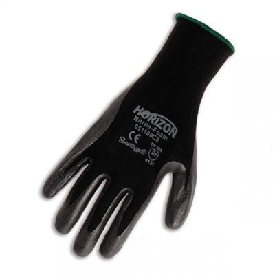 Picture of BBH Horizon™ Nitrile Foam Dipped Polyester Glove