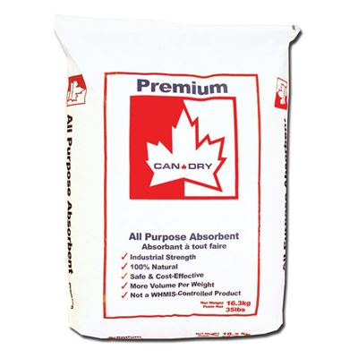 Picture of Can-Dry  Premium All Purpose Granular Absorbents - 36 lbs.