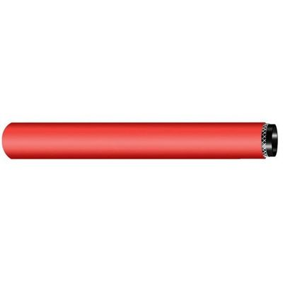 """Picture of Buchanan Rubber 1/2"""" Red General Purpose Hose - 200 psi"""