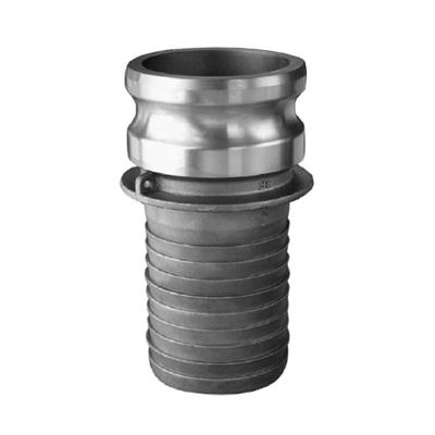 Picture of Buchanan Rubber Aluminum Camlocks - Male Adapter X Hose Shank