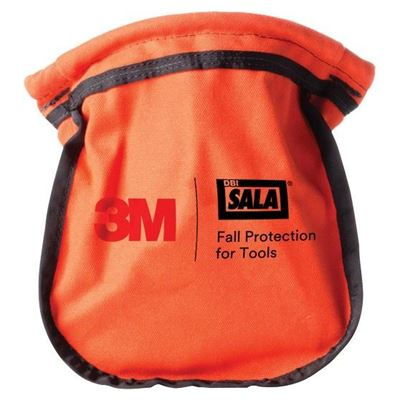 Picture of DBI Sala Orange Canvas Small Parts Pouch
