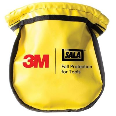 Picture of DBI Sala Yellow Vinyl Small Parts Pouch