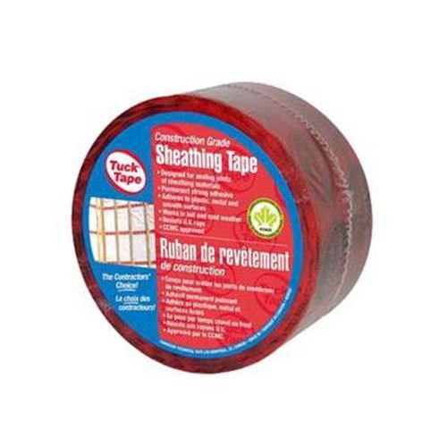 Picture of Cantech Red Tuck® Contractor's Sheathing Tape