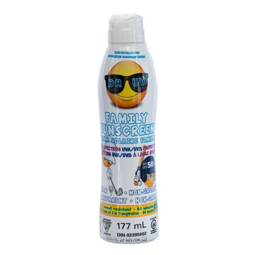 Picture of Doktor Doom 177 ml Sunscreen Lotion - SPF 50