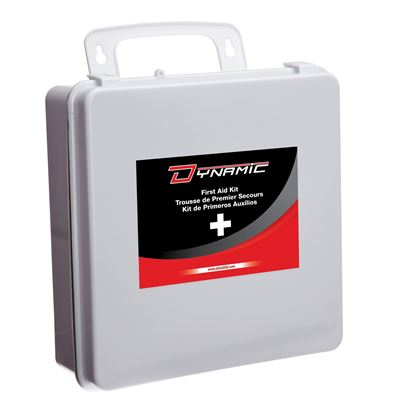 Picture of Manitoba First Aid Kit - 24 Units - Plastic Box
