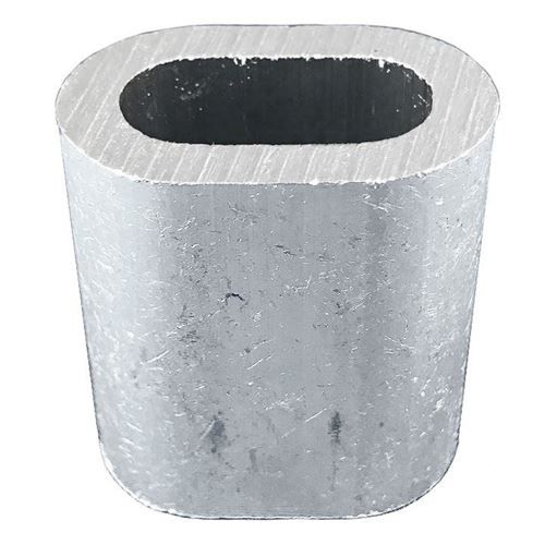 Picture of Duplex Aluminum Oval Sleeves
