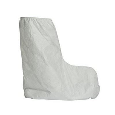 "Picture of DuPont™  Tyvek® Limited Use Boot Covers with Standard Sole - 10"" Height"