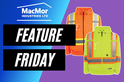 Picture for BBH Holmes Hi-Vis Heated Hoodies | FF4