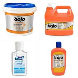 Picture for category Hand Cleaners and Sanitizers