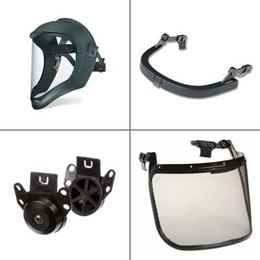 Picture for category Head Gear and Faceshields