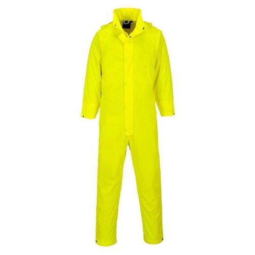 Picture of HN550 Yellow One-Piece Rain Suit