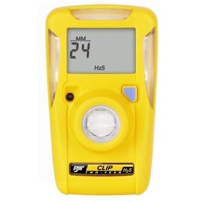 Picture of BW Clip H2S Series Single-Gas Detector