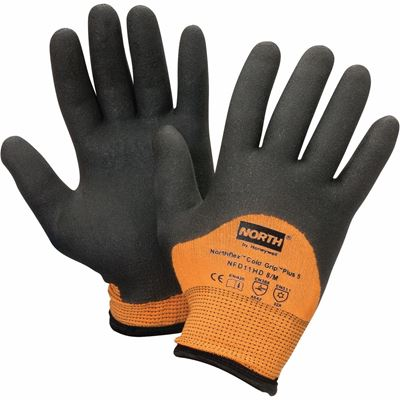 Picture of Honeywell NorthFlex Cold Grip Plus 5™ Thermal Lined PVC Coated Gloves