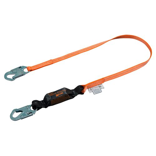 Picture of Miller 6' Titan™ Single Leg Pack-Type Shock-Absorbing Lanyard