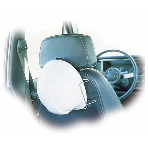 Picture of Hard Hat Cradle Holder for Vehicle