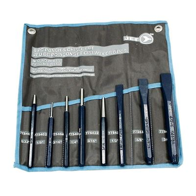 Picture of JET 8 Piece Punch and Chisel Set