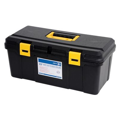 "Picture of JET 22"" Plastic Hand Tool Box"