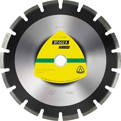 Picture of Klingspor DT602A Diamond Blade - 14""