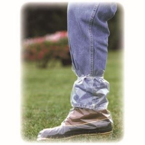 Picture of Knot-A-Boot Clear Polyethylene Plastic Boot Covers