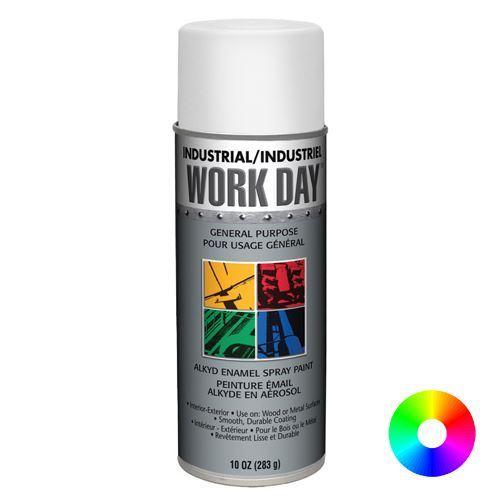 Picture of Krylon® Industrial Work Day™ Enamel Aerosol