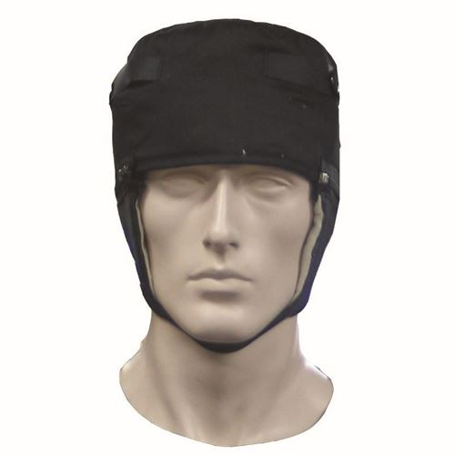 Picture of Quilted Hard Hat Liner with Zipper