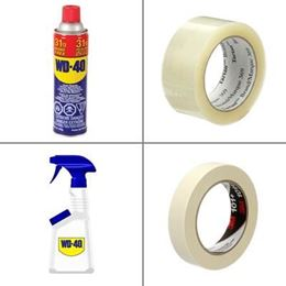 Picture for category Lubricants and Adhesives