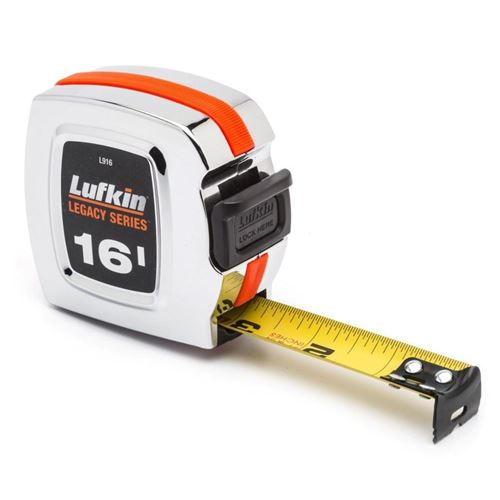 Picture of Lufkin® Chrome Legacy Series S.A.E. Tape Measures