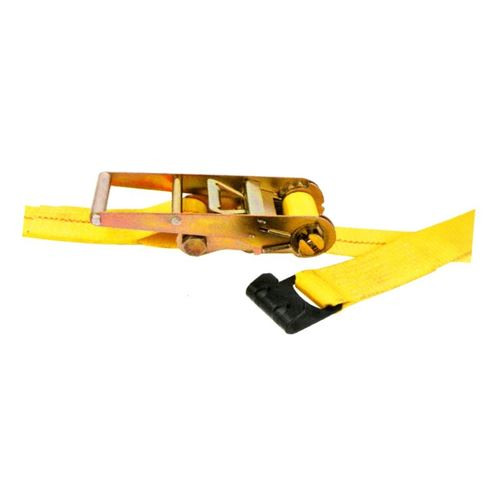 Picture of Macline Cargo Ratchet Tie Downs with Flat Hook