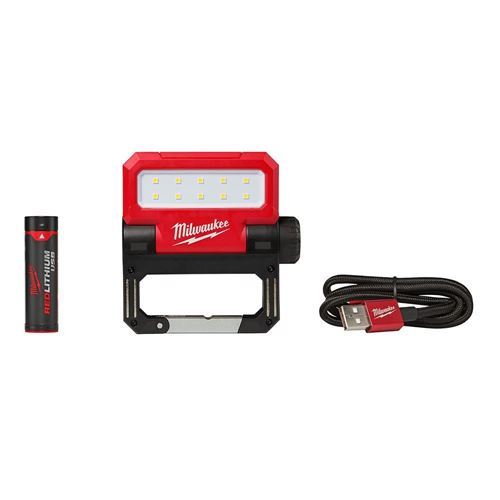 Picture of Milwaukee® ROVER™ USB Rechargeable Pivoting Flood Light