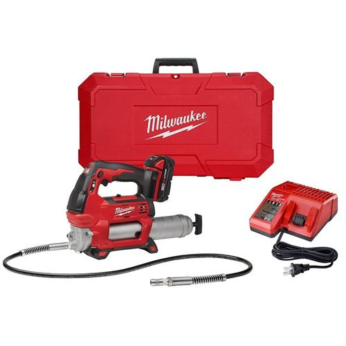 Picture of Milwaukee® M18™ Cordless 2-Speed Grease Gun Kit