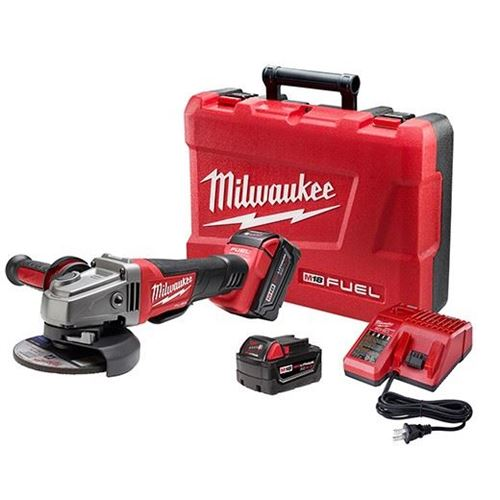 "Picture of Milwaukee® M18 FUEL™ 4-1/2"" / 5"" Grinder, Paddle Switch No-Lock Kit"