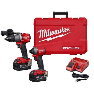 Picture of Milwaukee® M18 FUEL™ 2-Tool Combo Kit: Hammer Drill/Impact