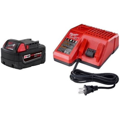 Picture of Milwaukee® M18™ REDLITHIUM™ XC5.0 System Starter Kit