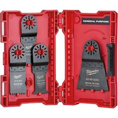 Picture of Milwaukee® 6 Piece Multi-Tool Blade Kit