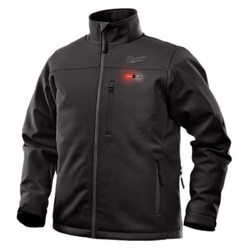 Picture of Milwaukee Black M12™ Heated TOUGHSHELL™ Jacket Kit
