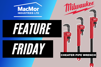 Picture for Milwaukee Cheater Pipe Wrench | FF11