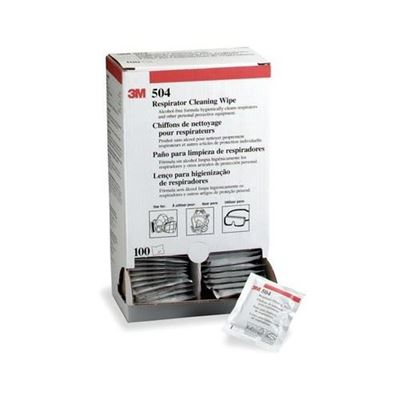 Picture of 3M Respirator Cleaning Wipes