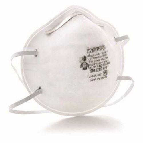 Picture of 3M 8200 Particulate Respirator N95