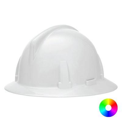 Picture of MSA Topgard® Full Brim Hard Hat, Type 1 - Fas-Trac Suspension
