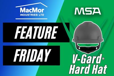 Picture for MSA V-Gard Type 1 Class E Hard Hat | FF