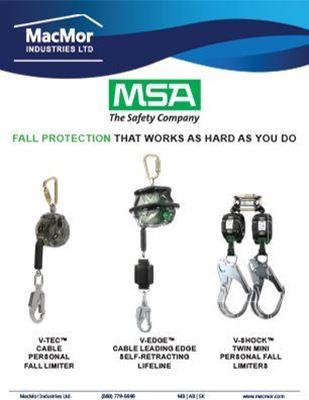 Picture for MSA - V-Series SRD Flyer