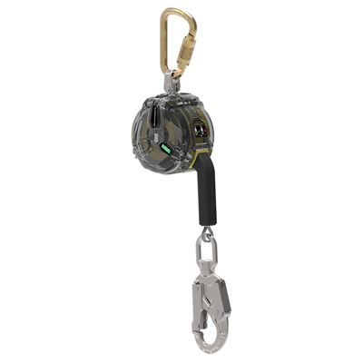 Picture of MSA 10' V-TEC™ Cable Personal Fall Limiter