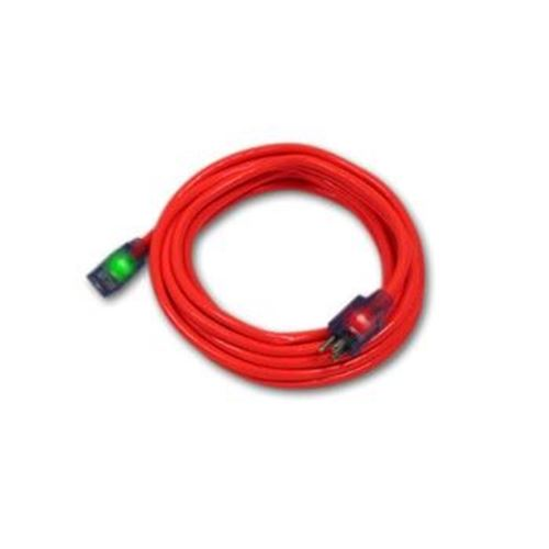 """Picture of Pro Glo® Single Outlet 14/3 Extension Cords with """"CGM"""" Technology"""