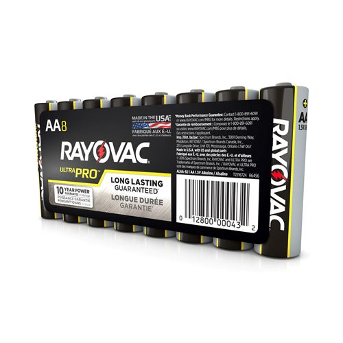 Picture of Rayovac® AA Industrial Batteries
